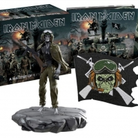 "Iron Maiden Releases Fourth and Final Set of THE STUDIO COLLECTION �"" REMASTERED"