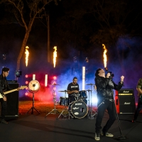 Insanidade Releases Music Video For 'On Fire' Photo