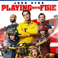 PLAYING WITH FIRE to Arrive on Digital & Blu-ray Photo