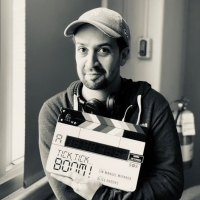 Lin-Manuel Miranda Shares Photo From First Day of Filming TICK, TICK...BOOM! Photo