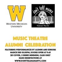 Western Michigan University Alumni Celebration Cabaret At Don't Tell Mama Photo