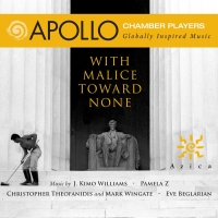 Apollo Chamber Players Releases 'With Malice Toward None' Photo