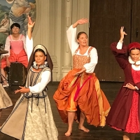 BWW Review: EMILIA at Pop Up Globe