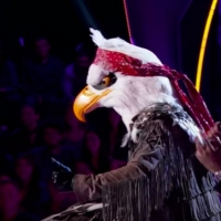 VIDEO: The Eagle is Unmasked on THE MASKED SINGER
