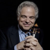 Itzhak Perlman, Houston Symphony Artistic Partner, Conducts Beethoven Program Photo