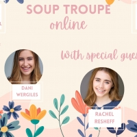 VIDEO: Rachel Resheff and Heath Saunders Guest Star on SOUP TROUPE ONLINE! Photo