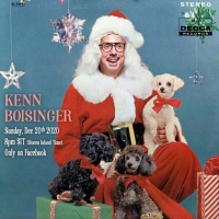 BWW Previews: Kenn Boisinger CAN'T WE PUT THE 'MAS BACK IN CHRISTMAS Airs December 20 Photo