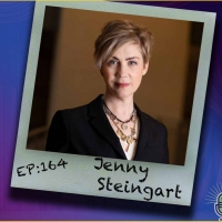 LISTEN: Jenny Steingart Talks FREESTYLE LOVE SUPREME & More on THE THEATRE PODCAST WITH AL Photo