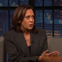 VIDEO: Watch Senator Kamala Harris Talk Impeachment on LATE NIGHT WITH SETH MEYERS Photo