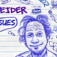 """ROB SCHNEIDER �"""" I HAVE ISSUES TOUR to Come to the Alberta Bair Theater This Februar Photo"""