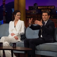 VIDEO: Watch Max Greenfield & Michelle Dockery on THE LATE LATE SHOW WITH JAMES CORDE Video