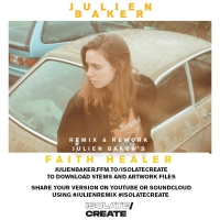 Julien Baker Announces New Isolate/Create Project Photo