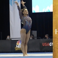 VIDEO: Olympic Gymnast Laurie Hernandez Debuts HAMILTON-Inspired Floor Routine Photo