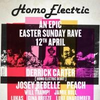 Concourse At Depot Announces Biggest Ever Homoelectric Show Photo