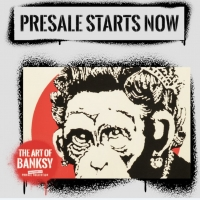 The Art of Banksy - Exclusive Presale Starts Now! Photo