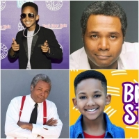 Darryl Maximilian Robinson And Brandin Stennis Join Host Ron Brewington For THE ACTOR Photo