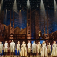 VIDEO: Get A First Look At HAMILTON in Sydney Photo