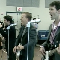 Broadway Rewind: JERSEY BOYS Rehearses for Broadway in 2005! Photo