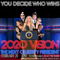 2020 VISION: THE NEXT CELEBRITY PRESIDENT (Impressions Comedy Show) is Back!