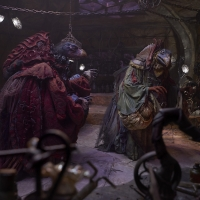 Puppets & Design Material From THE DARK CRYSTAL: AGE OF RESISTANCE To Go On View At Museum Of The Moving Image