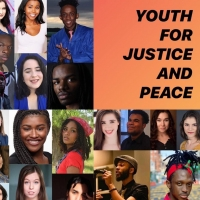 Tune in to YOUTH FOR JUSTICE AND PEACE Virtual Showcase Photo