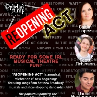 Ophelia's Jump Presents RE-OPENING ACT Photo