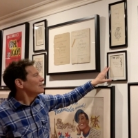 BWW Exclusive: Conversations and Music with Michael Feinstein- The Gershwin Gallery! Photo