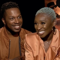 BWW TV Exclusive: Cynthia Erivo & Leslie Odom Jr. Open Up About HARRIET, Coming Back  Video