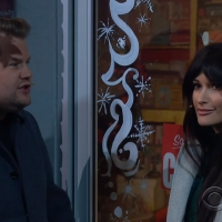 VIDEO: Watch James Corden & Kacey Musgraves Soundtrack a Christmas Love Story