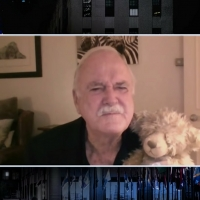 VIDEO: John Cleese Reveals the Key to Creativity on LATE NIGHT WITH SETH MEYERS Photo