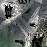 THE PHANTOM OF THE OPERA Will Be Adapted Into a Graphic Novel in 2020