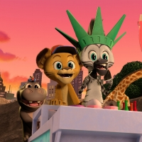VIDEO: Meet Your Favorite Zoo Animals as Kids in MADAGASCAR: A LITTLE WILD Trailer Photo