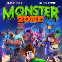 VIDEO: Watch the Trailer for MONSTER ZONE, Starring Jamie Bell & Ruby Rose Photo