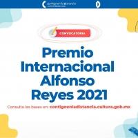Abren Convocatoria Para El Premio Internacional Alfonso Reyes 2021 Photo