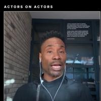 VIDEO: Billy Porter & Uzo Aduba Have an 'Actors on Actors' Conversation! Photo