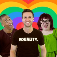 VIDEO: Christopher Rice-Thomson Releases 'True to Your Heart' Pride Cover Featuring N Photo