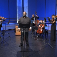 Quodlibet Ensemble and Countertenor Reginald Mobley Perform Coming Together, A Photo