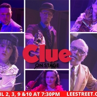 Lee Street Theatre Reopens To Live Performances With CLUE: ON STAGE Photo