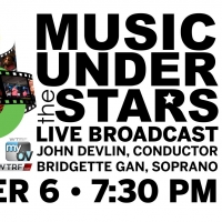 Wheeling Symphony Orchestra Presents MUSIC UNDER THE STARS Live on TV Photo