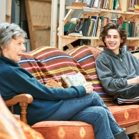 The Old Vic is Closing Temporarily; 4000 MILES Starring Eileen Atkins and Timothée C Photo