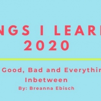 BWW Blog: 20 Things I Learned in 2020 - The Good, Bad and Everything In-Between Photo