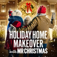 VIDEO: Watch the Trailer for HOLIDAY HOME MAKEOVER WITH MR. CHRISTMAS Photo
