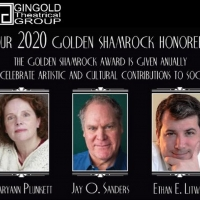 Gingold Theatrical Group Announces The Honorees For The 2020 Golden Shamrock Gala Photo