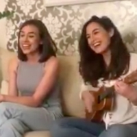 VIDEO: WAITRESS's Colleen Ballinger and Alison Luff Perform 'You And I' Duet Backstag Video