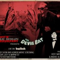 HOFF'S HORRORFEST Will Return With THE DEVIL BAT Photo