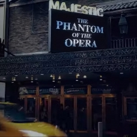 WATCH: THE PHANTOM OF THE OPERA Teases Return to Broadway With Video of the Streets o Photo