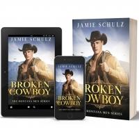 Jamie Schulz Releases New Contemporary Western Romance BROKEN COWBOY Photo