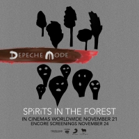 VIDEO: Watch the Trailers for DEPECHE MODE: SPIRITS IN THE FOREST Photo