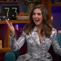 VIDEO: Alison Brie Talks About Her Cats on THE LATE LATE SHOW Photo