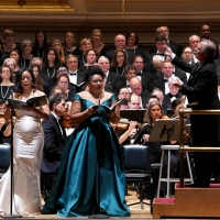 CD Review: Live from Carnegie Hall, Moravec-Campbell SANCTUARY ROAD with Oratorio Soc Photo